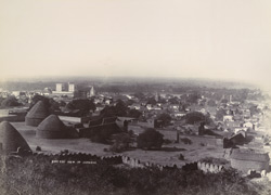 Junagadh from the old fortress